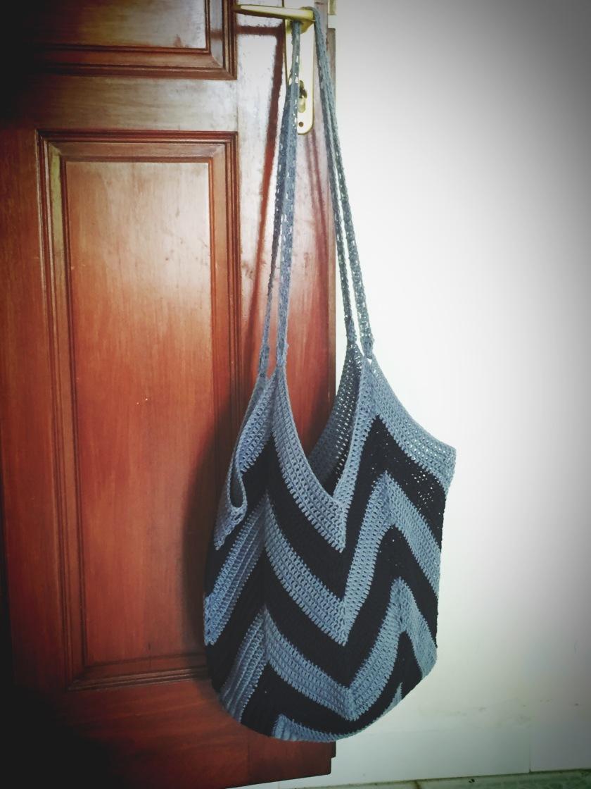 crochet bag for beginners